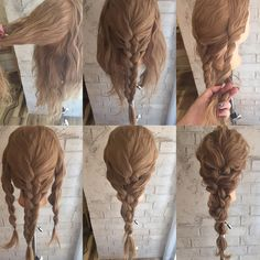Wavy Centre-Parted Tree Braids - Top 25 Tree Braids Hairstyles - The Trending Hairstyle Tree Braids Hairstyles, Side Hairstyles, Pretty Hairstyles, Braided Hairstyles, Curly Hair Styles Easy, Natural Hair Styles, Long Hair Styles, Updo Curly, Hair Issues