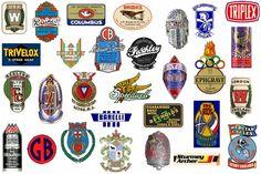 marcas de bicicletas antigas - Google Search