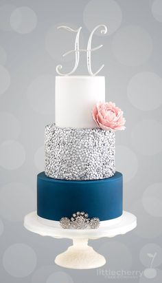 (1) Pics of Wedding Cakes, and cakes that would be... - Little Cherry Cake Company (T-Cakes)
