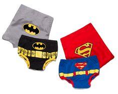 Superhero Diaper Covers