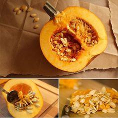 O uso medicinal da semente da abóbora (ou jerimum, em algumas regiões do Brasil) é comum em vários povos, como os chineses, cuja milenar medicina é uma das