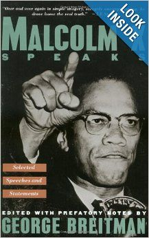 These are the major speeches made by Malcolm X during the last tumultuous eight months of his life. In this short period of time, his vision for abolishing racial inequality in the United States underwent a vast transformation. Breaking from the Black Muslims, he moved away from the black militarism prevalent in his earlier years only to be shot down by an assassin's bullet.
