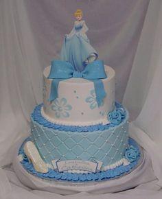 very inspiring Cinderella cake!