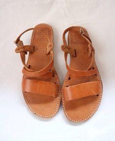 4c29e26d09cb99 Handmade vintage leather sandals