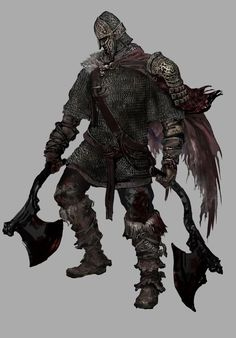 圖 12 圖說 北方戰士的裝備。勇猛的他愛用斧頭當武器,在戰鬥中都會大聲吶喊