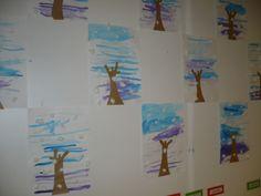 arbres hivern