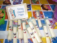 Dora & Friends Birthday Party Ideas | Photo 9 of 26 | Catch My Party