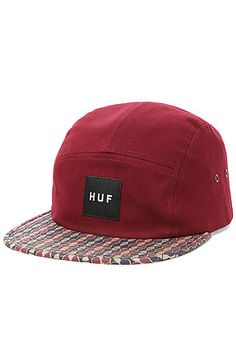 The Century Pattern Volley in Wine by HUF