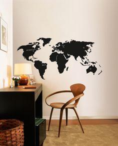 planisphere lulu pinterest d co maison maisons et d co. Black Bedroom Furniture Sets. Home Design Ideas