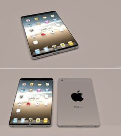 iPad Mini Has No Bezel, 7-inch OLED Screen - #ipadmini