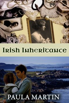 **Author Peek** Interview with Paula Martin, author of IRISH INHERITANCE. Paula is giving away a digital copy of IRISH INHERITANCE (PDF or Smashwords Voucher) to one lucky reader who comments on her Monday Interview or Wednesday Book Bench blog. http://www.karendocter.com/author-peek-interview-with-paula-martin.html