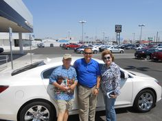 Tom Hager sold Kenneth Tuckness a 2011 Lacrosse