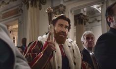 Lfernandes: Rei do Burger King e Ronald McDonald's disputam sa...