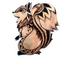 Squirrel Wood Wall Hanging Pyrography Wood by GlenoutherCrafts Wood Burning Crafts, Wood Burning Patterns, Wood Burning Art, Wood Crafts, Squirrel Art, Wood Carving Designs, Pyrography Designs, Woodland Decor, Stone Sculpture