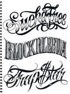 The Name Game Boog Star Tattoo Page 2