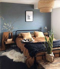 Room Ideas Bedroom, Dream Bedroom, Home Decor Bedroom, Master Bedroom, My New Room, Cozy House, Room Inspiration, Interior Design, Apartments Decorating