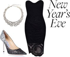 """""""New years eve"""" by ravenclaweruditefiveofdisrict12 ❤ liked on Polyvore"""