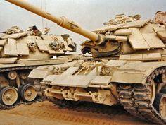 Rocketumblr | M60A1 RISE with ERA