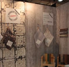 Concrete wallpaper - by @pietboon with @NLXL_com #design #icff2012