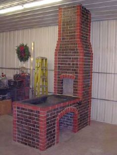 how to build a brick forge | Construction and DIY projects | Forums - Thehomesteadingboards.com