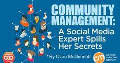 Community Management: A Social Media Expert Spills Her Secrets