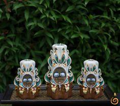 Потрясающие свечи-скульптуры от CandleBoom