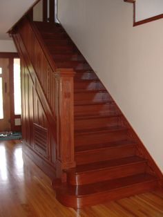 Staircase On Pinterest Craftsman Staircase Traditional Staircase