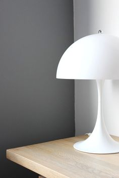 Panthella Table Lamp by Verner Panton for Louis Poulsen