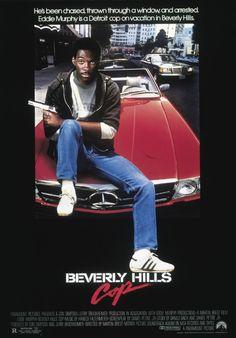 Beverly Hills Cop (1984) ****