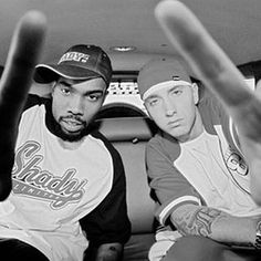 #NewMusic - #Eminem & #Proof #freestyle never heard before - #WestWood #throwback 1999 #DEEP