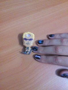 #Hawkeye # manicure