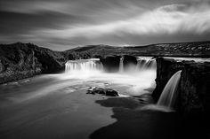 Godafoss - Photography by David Bowman