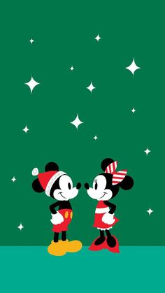 Mickey and Minnie Christmas Wallpaper Iphone Cute, Mickey Mouse Wallpaper Iphone, Xmas Wallpaper, Disney Wallpaper, Iphone Wallpaper, Christmas Cartoon Movies, Christmas Cartoons, Disney Merry Christmas, Mickey Mouse Christmas