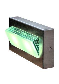 BRIK MOUNT LED STEP LIGHT - Step & Brick Light - Indoor stair lighting - Outdoor step lighting - Led outdoor step light