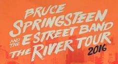 Bruce Springsteen in Concerto il 16 luglio 2016 al Circo Massimo
