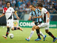 Blog Esportivo do Suiço: Grêmio apenas empata em casa com Newell's