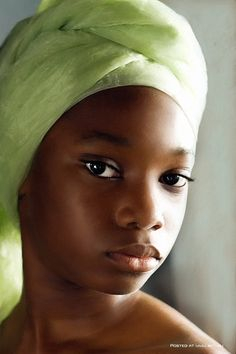 Future - Seriously Gorgeous. Will we help her achieve her dreams?http://turbanista.com/post/27208856348/adorable