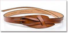 belt by Marilou De Montigny
