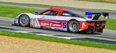 Action Express Racing Daytona prototype Corvette