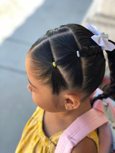 17 Trendy Kids Hairstyles You Have to Try-Out on Your Kids #kids #kidshair #kidshairstyles