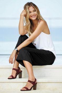 Acheter Sandales Forever confortables élastiques en ligne sur Next : France
