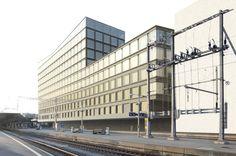 Europaallee Zürich / Werknetz Architektur