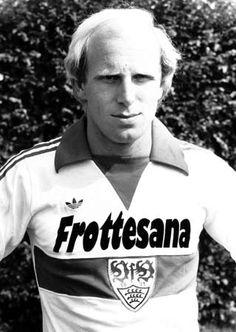 Dieter Hoeneß ging von 1975 bis 1979 für den VfB Stuttgart auf Torejagd. (Quelle: imago\Kicker)
