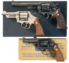 Image result for smith & wesson double action revolvers