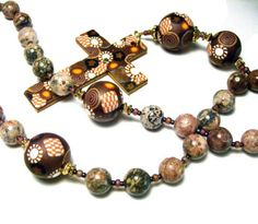 Anglican Protestant Prayer Beads Rosary by SweetchildJewelry, $32.00