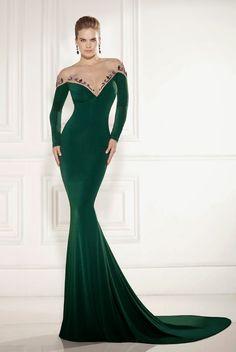 Llamativos vestidos largos de noche | Especial de Vestidos de fiesta