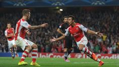 Arsenal 1 Besiktas 0 - We march into the Champions League for a 17th consecutive year!