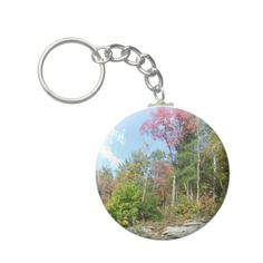 You know trees are awesome keychain