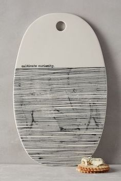 Anthropologie Sketch Palette Cheese Board #anthrofave