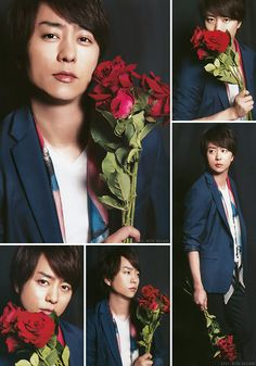 Ninomiya Kazunari, Tv Guide, Boy Bands, Idol, Singer, Eyes, Hana, Flowers, Anime